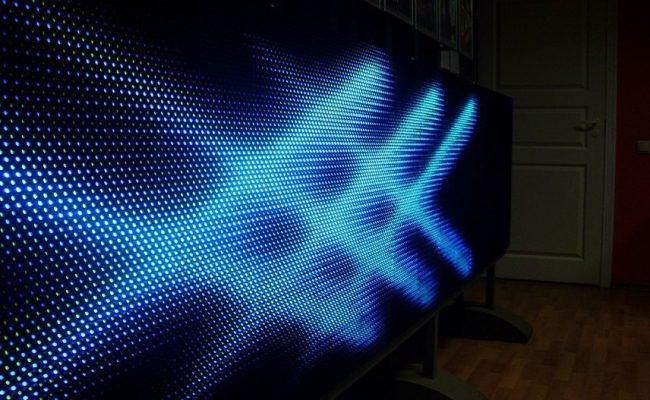 Светодиодный экран